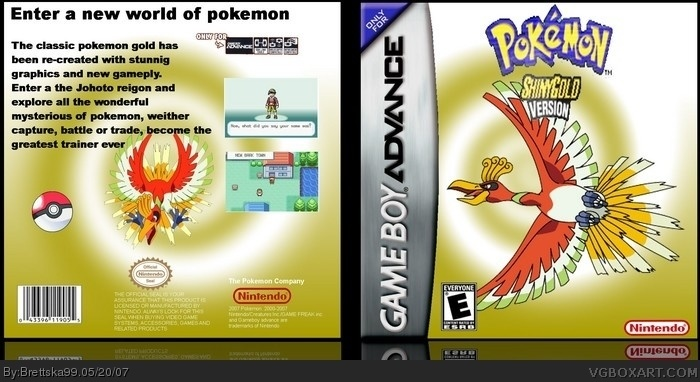 Pokemon shiny gold x final gba download | peatix.
