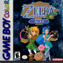 The Legend of Zelda: Oracle of Ages Box Art Cover