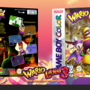 Wario Land 3 Box Art Cover