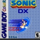 Sonic DX Box Art Cover