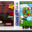 Super Mario Bros Deluxe Box Art Cover