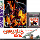 Gargoyle's Quest DX Box Art Cover
