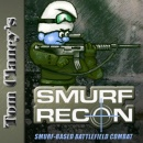 Tom Clancy's Smurf Recon Box Art Cover