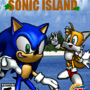 Sonic Island Box Art Cover