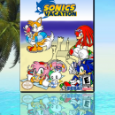 Sonic's Vacation Box Art Cover