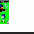 Sonic Adventure 2 DX Box Art Cover