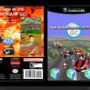 MARIOKART GC Box Art Cover