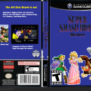 Super Smash Bros. Melee Box Art Cover