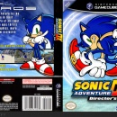 Sonic Adventure DX: Directors Cut Box Art Cover