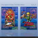 The Legend of Zelda: The Wind Waker Box Art Cover