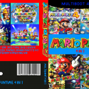 Mario Party 4 In 1 Box Art Cover