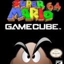 Super Mario 64: Gamecube Version Box Art Cover