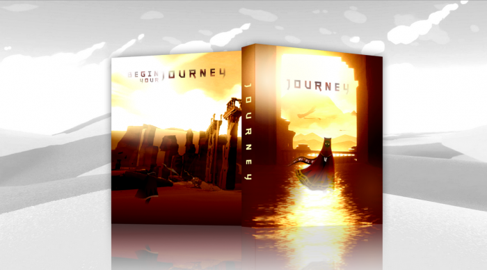 Journey : Game of Year Edition box art cover