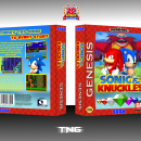 Sonic & Knuckles Box Art Cover