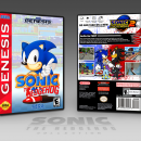 Sonic The Hedgehog Collection Box Art Cover