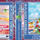 Sega: Mega Games 3 Vol.2 Box Art Cover