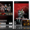 Resident Evil ZEN Box Art Cover