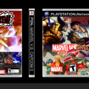 Marvel vs Capcom 2 PSN/XBLA Box Art Cover