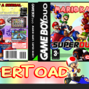 Mario Kart: Super Duo Box Art Cover