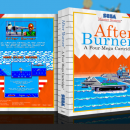 After Burner Box Art Cover
