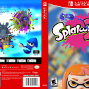 Splatoon 2 Box Art Cover