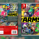 ARMS Box Art Cover