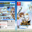 Kid Icarus Uprising HD Box Art Cover