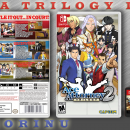 Ace Attorney Trilogy 2 Box Art Cover
