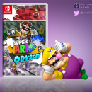 Super Wario Odyssey Box Art Cover