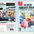 Super Smash Bros. Ultimate Box Art Cover