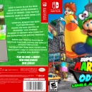 Super Mario Odyssey: Luigi's Adventure Box Art Cover