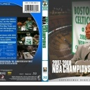 2007 - 2008 NBA Champions - Boston Celtics Box Art Cover