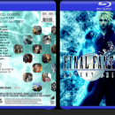 Final Fantasy VII Advent Children (Blu-ray film) Box Art Cover