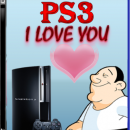 PS3 I love you <3 Box Art Cover