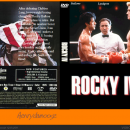 Rocky IV Box Art Cover
