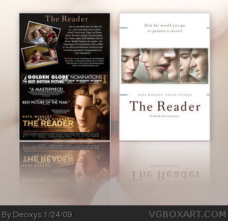 The Reader box art cover