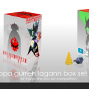 Tengen Toppa Gurren Lagann box set Box Art Cover