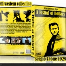 A fistful of dollars Box Art Cover