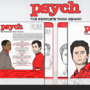 Psych: The Complete Third Season Box Art Cover