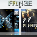 Fringe: The Complete First Season Box Art Cover