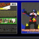 Transformers Box Art Cover