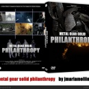 Metal Gear Solid: Philanthropy Box Art Cover