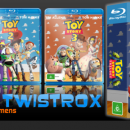 Toy Story Trilogy Box Art Cover