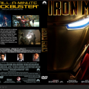 Iron Man: 2 Disc Special Extended Edition Box Art Cover