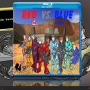 Red vs. Blue The animated movie. Box Art Cover