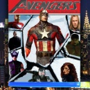 The Avengers Box Art Cover
