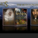 The Lord of the Rings Trilogy Box Art Cover