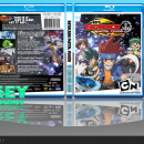Beyblade: Metal Fusion Box Art Cover