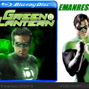 Green Lantern: The Movie Box Art Cover