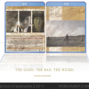 The Good The Bad The Weird Box Art Cover